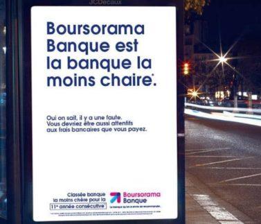 faute d'orthographe dans une publicité